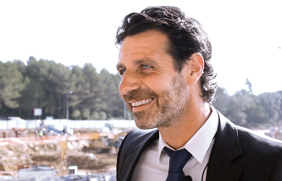 Interview with patrick mouratoglou coach of serena williams part one