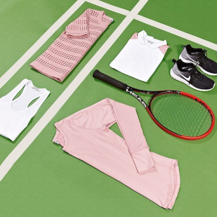 Some things you just can't leave on the court. via L'Etoile Sport