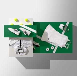 Ana Ivanovic Wimbledon kit by Adidas