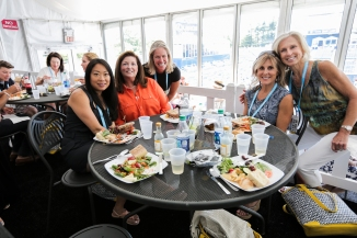 Ladies VIP Lunch at Boxholder Restaurant