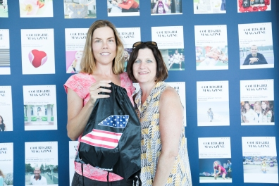 Raffle Winner of the BABOLAT Shoe Bag with Gifts