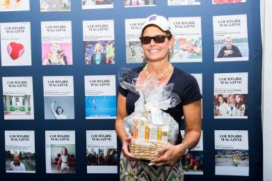 Raffle Winner of SOCO Dermatology Luxury Cream Basket