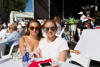 Perfect super sunny day for the team from La Roche-Posay to provide their amazing sunscreen for COURTGIRL Lifestyle Experience goodie bags