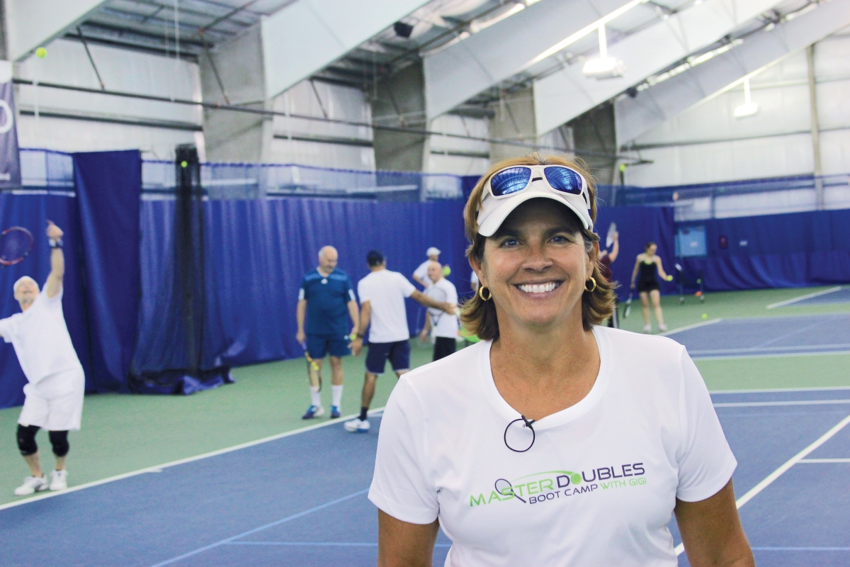 Gigi Fernandez Mental Tip of the Month: How to Start your Match Playing Well