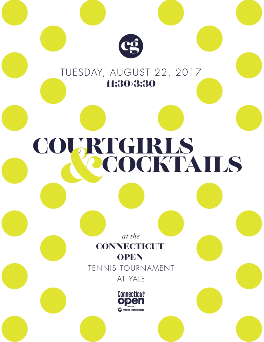 SNEAK PEEK: It's all about the SWAG! COURTGIRLS & COCKTAILS AUG 22